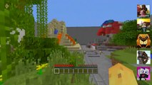 Minecraft Xbox Hide And Seek Extreme BIOMES Map   Seeking