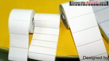 Replace paper roll in Zebra Thermal Printer - video dailymotion