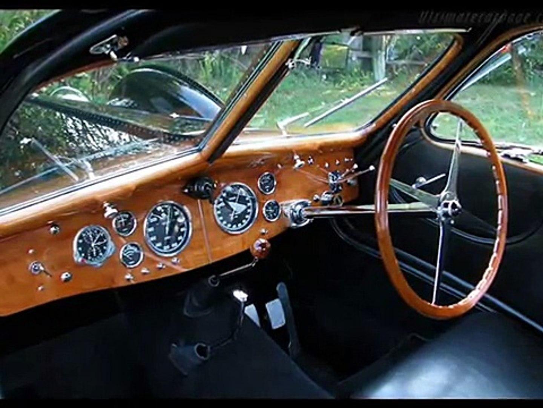 Bugatti Type 57 Sc Atlantic Coupe 1938 Video Dailymotion