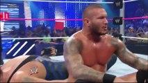Big Show vs. Randy Orton & The Shield - 4-on1-Handicap-Match: SmackDown, Oct. 4, 2013