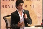 Shahrukh Khan reveals the song SAANS from JAB TAK HAI JAAN
