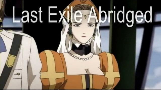 [ATF] Last Exile Abridged 09 Material Girl