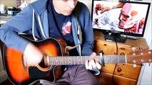 Go Go Power Rangers Acoustic Cover Ft TKingLifeSucks1000
