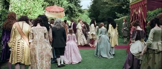 Les Jardins du roi – Présentation de la salle de bal (Fin du film) VF