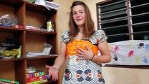 Partir en service civique avec Orphelins Sida International - Chloé et le jardin d'enfants au Bénin
