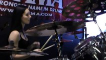 Rikki Brest drum cover of A Perfect Circle - The Outsider