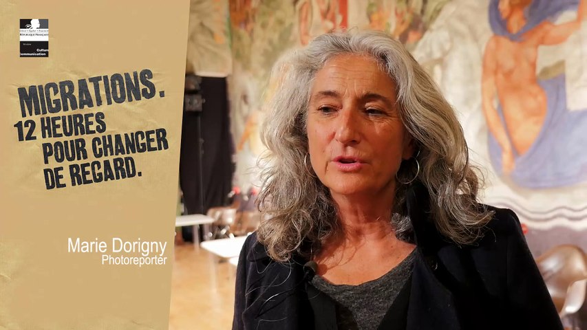 #ChangerDeRegard - Marie Dorigny
