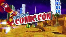 Disney Infinity 3.0 - Marvel Battlegrounds Play Set Info To Be Revealed At NYCC!