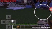 BlockLauncher]Sneak Peak #2 of Minecraft PE Gameplay on my Channel