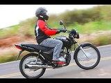 HONDA CG-125 top speed - video dailymotion