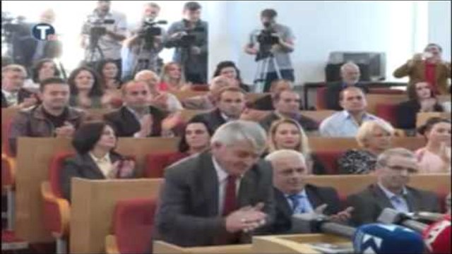 Vendimi i Preshevës. Serbi, themelohet bashkësia e komunave shqiptare