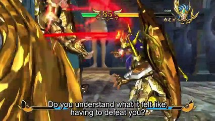 Saint Seiya Soldiers' Soul - New Gameplay Trailer de Saint Seiya: Soldiers' Soul