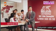 Generali Trafik Sigortası Reklamı