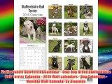 Staffordshire Bull Terrier Calendar - Only Dog Breed Staffordshire Bull Terrier Calendar -