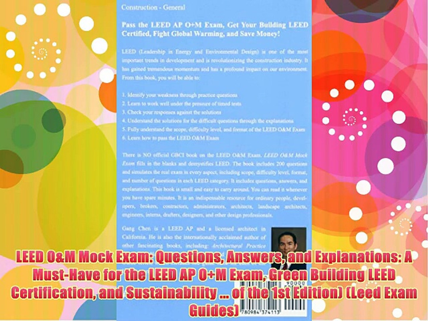 LEED O&M Mock Exam: Questions Answers and Explanations: A Must-Have for the  LEED AP O+M Exam