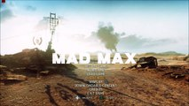 "Mad Max Stress Test- FPS on Nvidia GTX 660- ""Max""ed out settings and High"