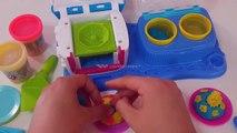 cupcakes play doh sweet shop double dessert playset playdough toy plastilina