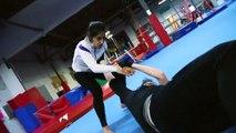 4 Person Gym Fight Scene - Muay Thai/Kung Fu/MMA/Taekwondo