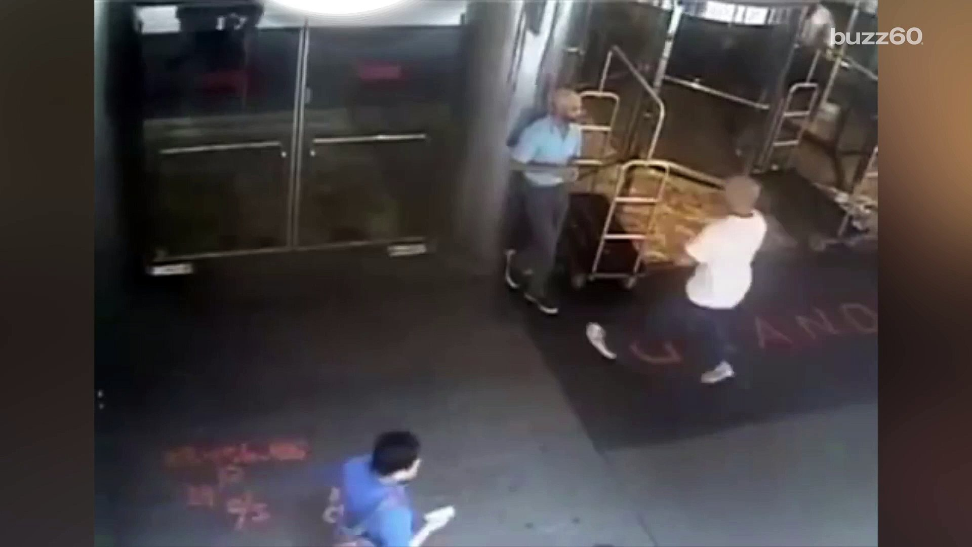 NYPD releases video showing violent tackle of tennis star James Blake by cop -