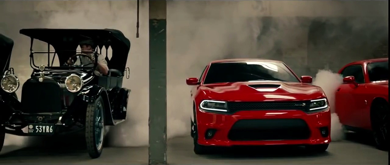 2015 Dodge Charger & Challenger Commercial Dodge Brothers Discovery