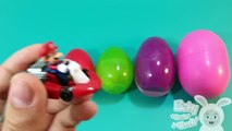 Surprise Eggs Learn Sizes from Smallest to Biggest! Opening Eggs with Toys! Lesson 12