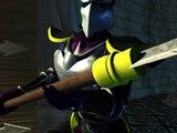 Legacy Of Kain - Blood Omen - Kain Meets Vorador (upscale HD 1080p)