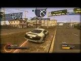 "DRIVER San Francisco PS3 DEMO Audi R8 Chase ""The Escapist"""