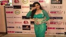 Zarine Khan  Looks Scorching HOT in Green Dress at Red Carpet GR8! Women Awards