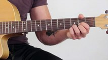 """How to Play """"Free Fallin'"""" on Guitar - Tom Petty - Acoustic Guitar Lesson"""