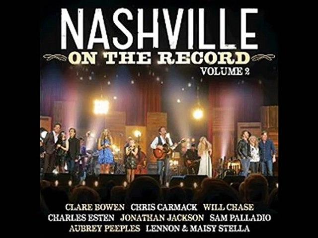 The Music of Nashville (Live) - Borrow my heart (Clare Bowen,Sam Palladio &  Jonathan Jackson)