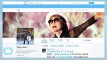 Yoko Ono Plans Largest Peace Sign for John Lennon's 75th Birthday