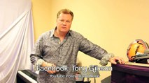 Tony Gibson - Cover Song - Don't Close Your Eyes - by Keith Whitley