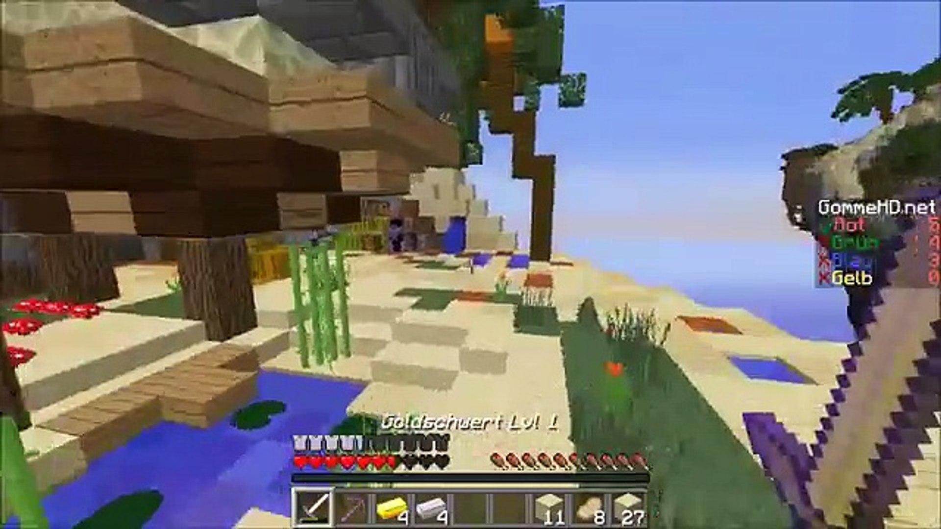 Video mit Mühe - Minecraft Bedwars #20