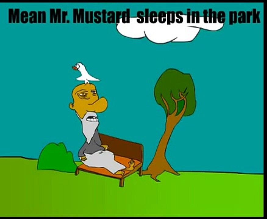 Mean Mr. Mustard - video Daily…