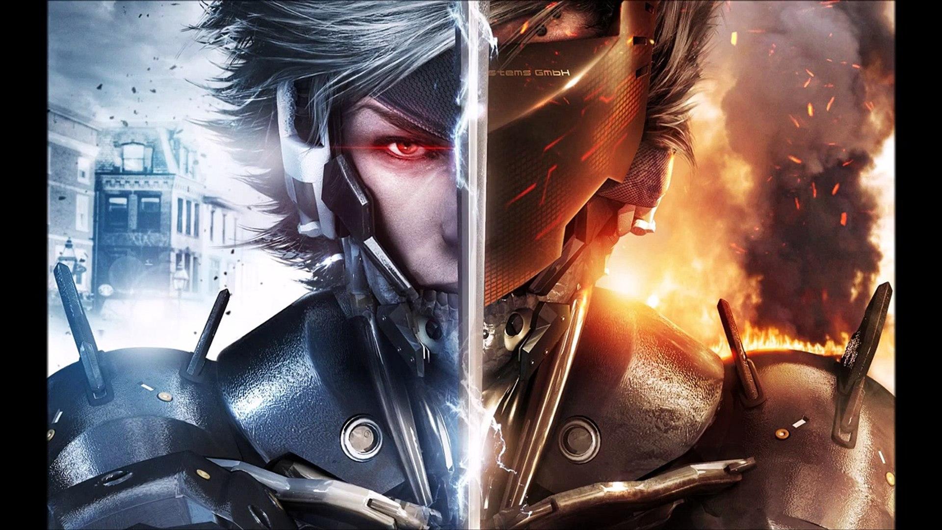 Metal Gear Rising: Revengeance OST 06 - Return to Ashes