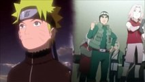 Naruto Shippuden Opening 1 (with Naruto American Theme)
