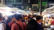Krabi Night Market, Krabi Town, Thailand