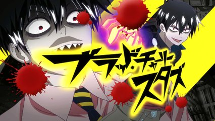 Blood Lad • Bande Annonce Blu-ray HD