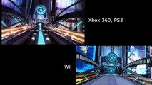 Spider-Man: Shattered Dimensions Comparison Wii vs. Next Gen Xbox 360 PS3 Wii www.xboxfront.de