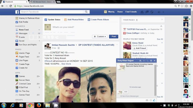 How to change Privacy of Friends List on Facebook