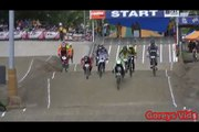 BMX Racing Crashes QLD State Champs Cairns 2008