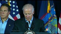 Biden Tells Colbert He's Still Grieving the Loss of His Son Beau | NBC Nightly News