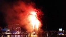 Sydney Darling Harbour Fireworks - September 12