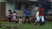 baile de niños Africanos