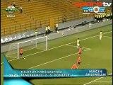 """Güiza'nın Kadıköy'de ilk kez """"okçu"""" olduğu maç! Fenerbahçe 2-1 Shaktar Donetsk (2008)"""