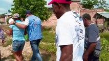 ...de Regreso a la Tierra. Programa Familias en su Tierra. Magdalena Medio, Colombia. 2014.