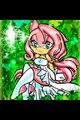 Amy Rose & Sonic. .  - Love me harder by Ariana