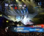 We are the winners of eurovision - LT United