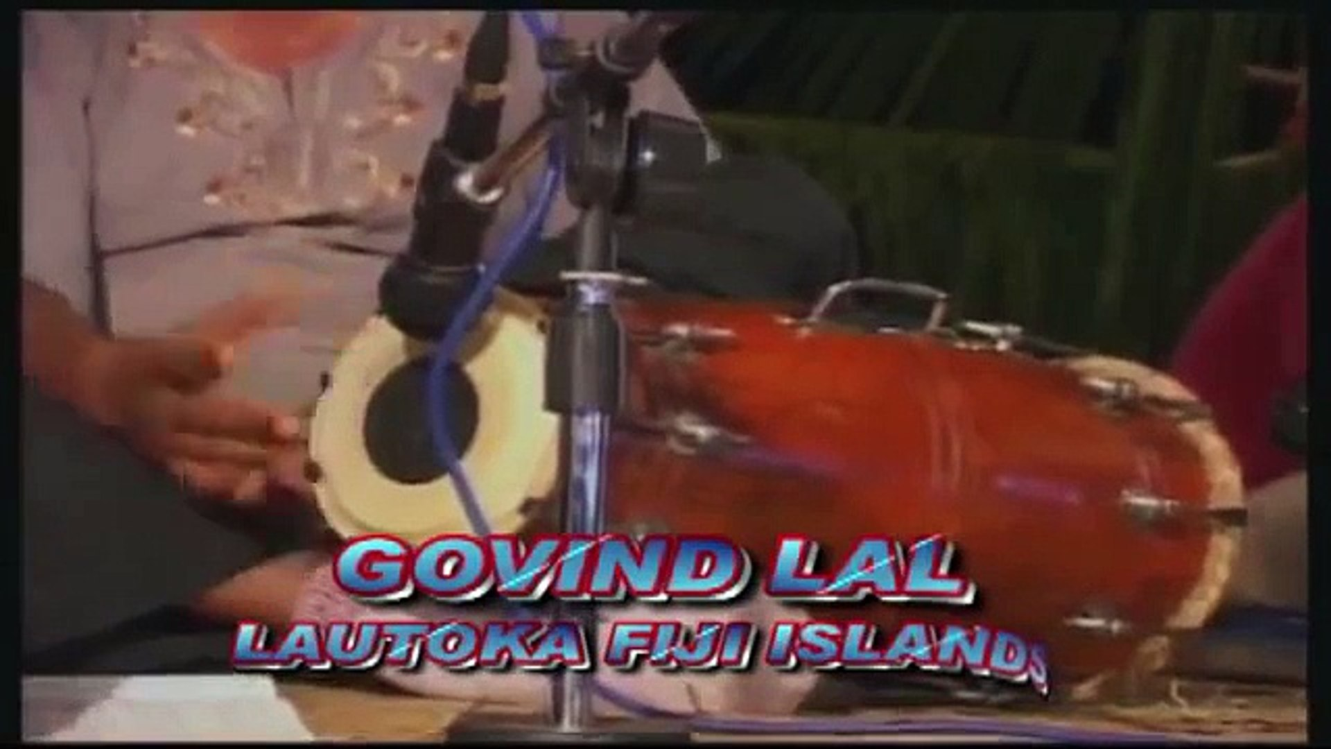 Fiji Kirtan Song: (Govind Lal of Lautoka Fiji Islands) by: rameshvideo@yahoo.com