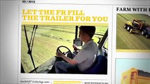 New Holland - New FR Forage Harvester  - TOP CHOP QUALITY PAYS.